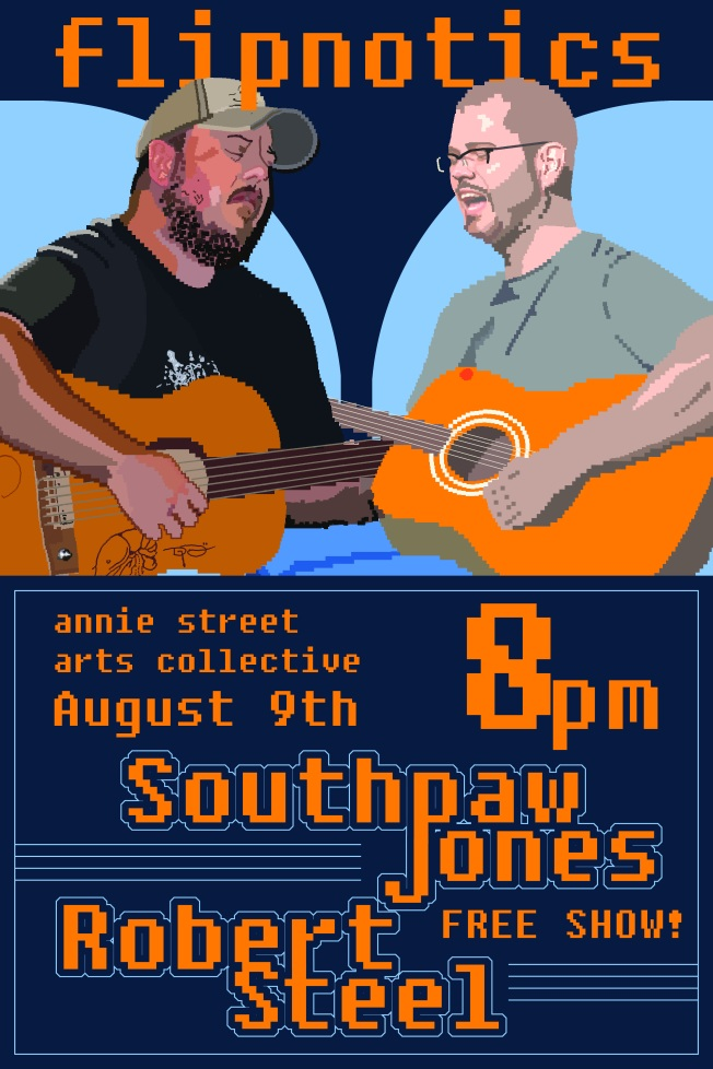 Southpaw and Robert Steel Live at Flipnotics